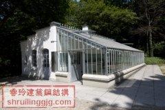 钢结构阳光玻璃房样式房